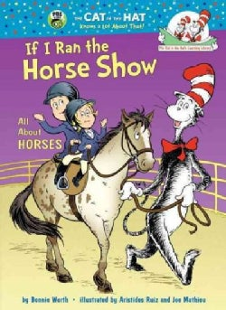 If I Ran the Horse Show (Hardcover)