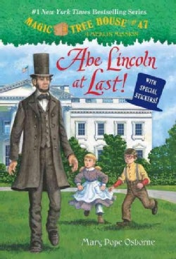 Abe Lincoln at Last! (Paperback)