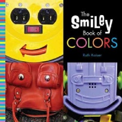 The Smiley Book of Colors (Hardcover)