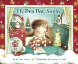 My Pen Pal, Santa (Hardcover)