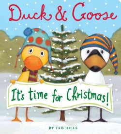 It's Time for Christmas (Board book)