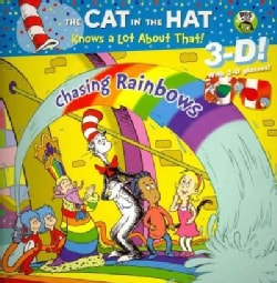 Chasing Rainbows: 3-D! / with 3-D Glasses (Paperback)