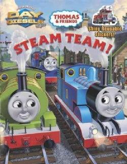 Steam Team! (Paperback)