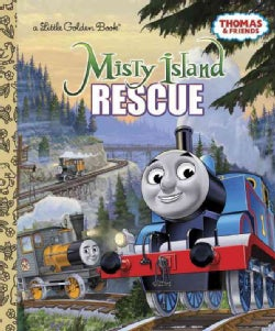 Misty Island Rescue (Hardcover)