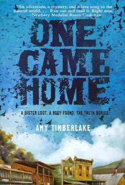 One Came Home (Paperback)