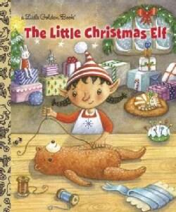 The Little Christmas Elf (Hardcover)