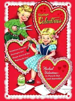 Vintage Valentines (Paperback)