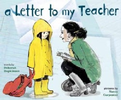 A Letter to My Teacher (Hardcover)