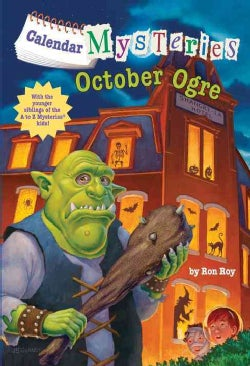 October Ogre (Hardcover)
