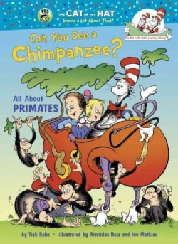 Can You See a Chimpanzee? (Hardcover)