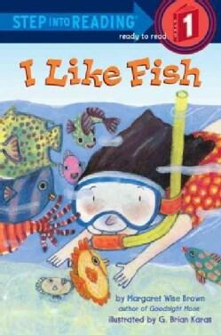 I Like Fish (Hardcover)