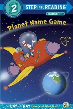 Planet Name Game (Hardcover)