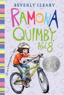 Ramona Quimby, Age 8 (Paperback)