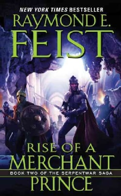 Rise of a Merchant Prince (Paperback)