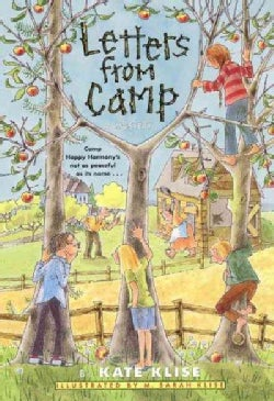 Letters from Camp (Paperback)