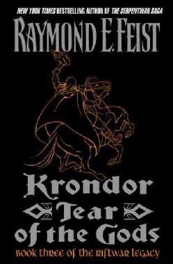 Krondor: Tear of the Gods (Paperback)