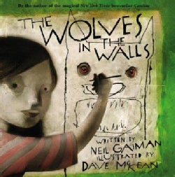 The Wolves in the Walls (Hardcover)
