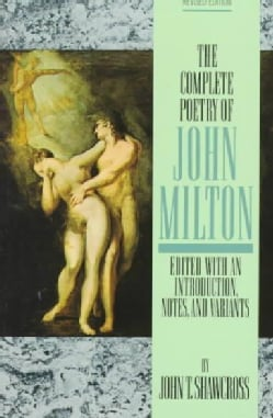 The Complete Poetry of John Milton (Paperback)