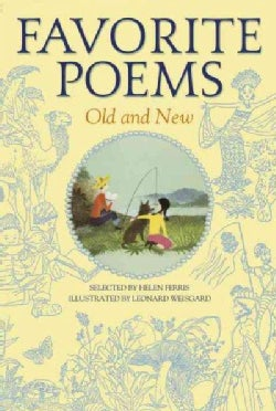 Favorite Poems Old and New (Hardcover)