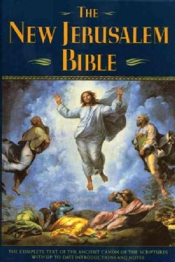 New Jerusalem Bible (Hardcover)