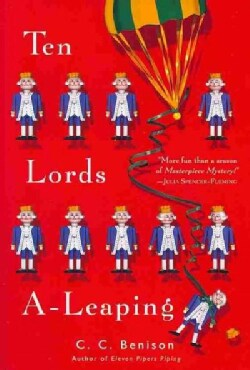 Ten Lords A-Leaping (Hardcover)