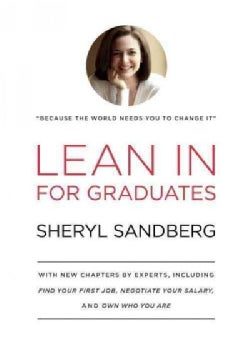 Lean In: For Graduates (Hardcover)