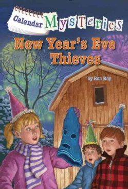 New Year's Eve Thieves (Hardcover)