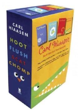 Chomp / Flush / Hoot / Scat (Paperback)