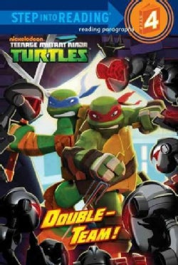 Teenage Mutant Ninga Turtles: Double-Team (Paperback)