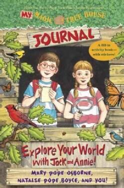 My Magic Tree House Journal (Hardcover)