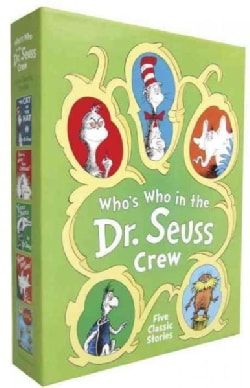 Who's Who of the Dr. Seuss Crew: A Dr. Seuss Boxed Set (Hardcover)