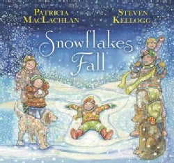 Snowflakes Fall (Hardcover)