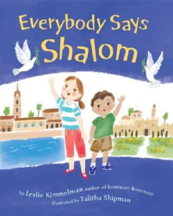 Everybody Says Shalom (Hardcover)