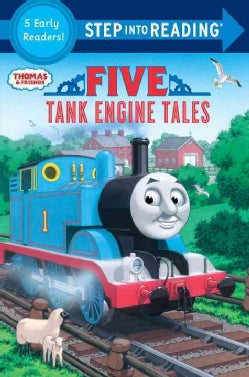 Five Tank Engine Tales (Paperback)