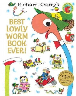 Best Lowly Worm Book Ever! (Hardcover)
