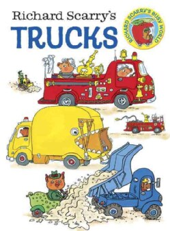 Richard Scarry's Trucks (Board book)