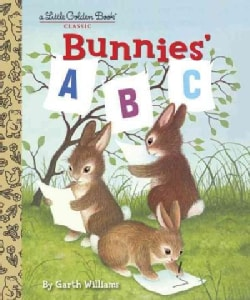 Bunnies' ABC (Hardcover)