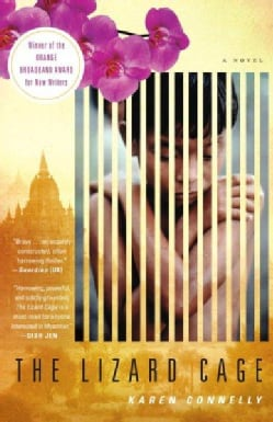 The Lizard Cage (Paperback)