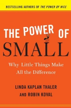 The Power of Small: Why Little Things Make All the Difference (Hardcover)
