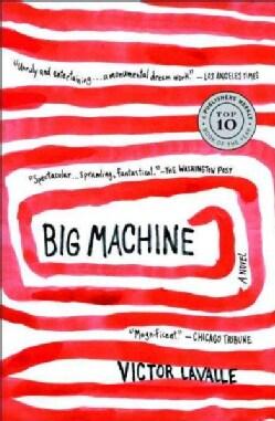 Big Machine (Paperback)