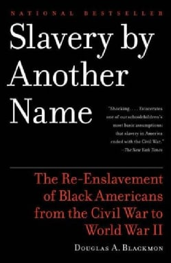 Slavery by Another Name: The Re-Enslavement of Black Americans from the Civil War to World War II (Paperback)