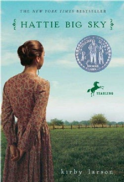 Hattie Big Sky (Paperback)