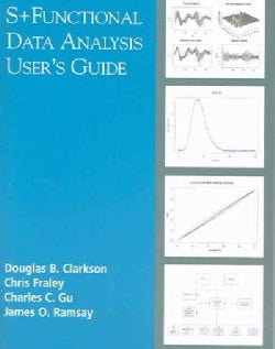S+ Functional Data Analysis: User's Manual for Windows (Paperback)