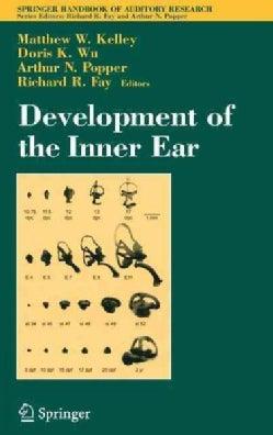 Development of the Inner Ear (Hardcover)