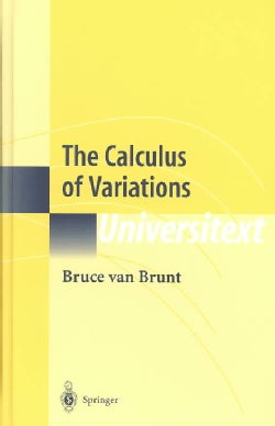 The Calculus of Variations (Hardcover)