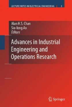 Advances in Industrial Engineering and Operations Research (Hardcover)