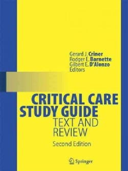 Critical Care: Text and Review (Paperback)