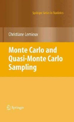 Monte Carlo and Quasi-Monte Carlo Sampling (Hardcover)