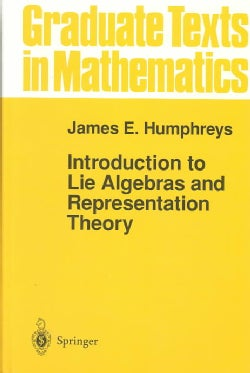 Introduction to Lie Algebras and Representation Theory (Hardcover)