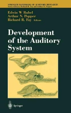 Development of the Auditory System (Hardcover)